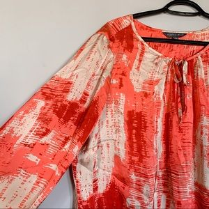 Addition Elle • Silky Long Sleeved Blouse